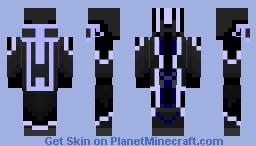 Tron: Legacy Skin Expirement Minecraft Skin