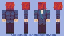 Frances Minecraft Skin
