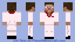 Tony Montana (scarface) Minecraft Skin