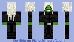Todd the Wraith Minecraft Skin