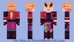 Tohma Minecraft Skin