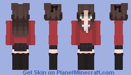 Rin Tohsaka | Fate/Stay Night Minecraft Skin
