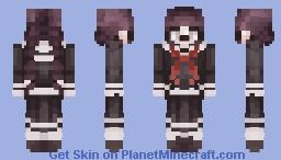 𝙇𝙮𝙣𝙣𝙚𝙖: Toko Fukawa Minecraft Skin
