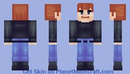 Tolya Minecraft Skin