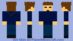 tom Minecraft Skin
