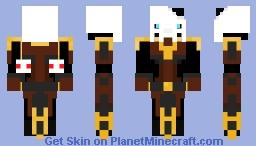 Trove - Tomb Raiser Minecraft Skin