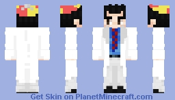 Soda Makes you See Faster ! (Tommy Coolata | HLVRAI) Minecraft Skin