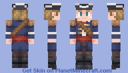 """Tommy - """"Colours of L'manburg""""  (WIP) Minecraft Skin"""