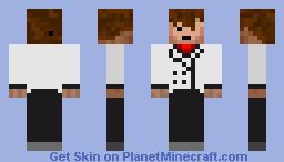 Tony Minecraft Skin