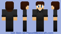 Tony Lewis Circa 1985 Minecraft Skin