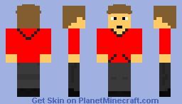 tord Minecraft Skin