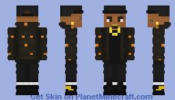 Most High - Tory Lanez Pt.2 Minecraft Skin