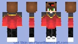 totoman3 migrator Minecraft Skin