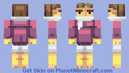 twl Minecraft Skin
