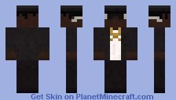 T-Pain, Boat Style Minecraft Skin