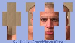 Tyler1 Minecraft Skin