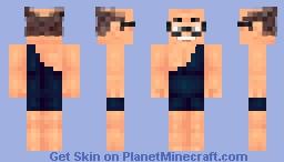 trashman devito (Devito's incredible creative killer skins) Minecraft Skin