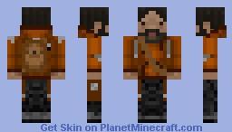 Traveler Minecraft Skin