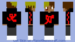 Xxx tentation Minecraft Skin
