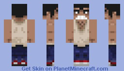 Tree-Punching Dude Minecraft Skin