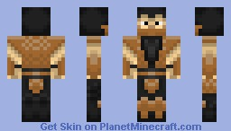 Tremor Minecraft Skin