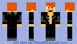 trevor Minecraft Skin