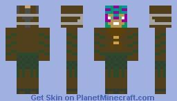 Trible person Minecraft Skin