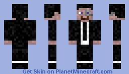 Rich Man Minecraft Skin