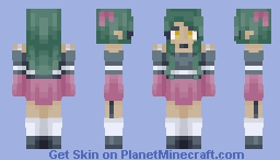 Just An OC :P Minecraft Skin