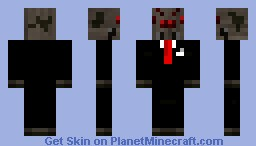 Mr Spider Minecraft Skin