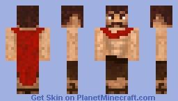 Spartan Minecraft Skin