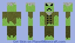 Troll Skin Minecraft Skin
