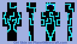tron Minecraft Skin