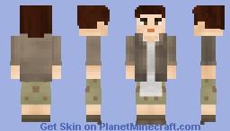 Trudy   FNV Minecraft Skin