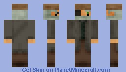 New Rooster Cogburn Skin Request Minecraft Skin