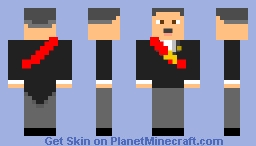 Rafael Trujillo Minecraft Skin