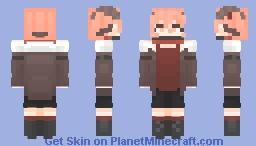 Skin Fight:5 - TsukiaKari Minecraft Skin