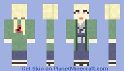 Tsunade Minecraft Skin