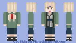 Naruto - Tsunade Senju Minecraft Skin