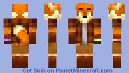 Tsuny Minecraft Skin
