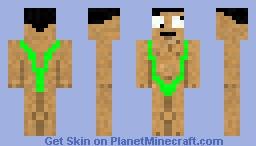 BORAT Minecraft Skin