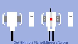 Turret Minecraft Skin