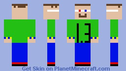 Minecraft 1.3 Release Shirt