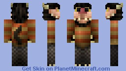 Where the Wild Things Are - Wild Thing Minecraft Skin