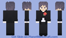 Guy in a Tuxedo — canday's Wheel Contest Minecraft Skin