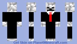 Tuxedo Skeleton