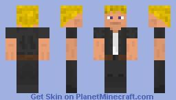 Tux GUY Minecraft Skin