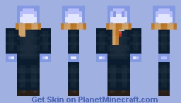 I missed prom but whatever here's me in a tuxedo. Minecraft Skin