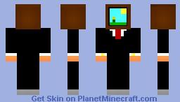 TV god (CONTEST ENTRY) Minecraft Skin