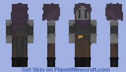 _Twi's commisson [LotC] Minecraft Skin